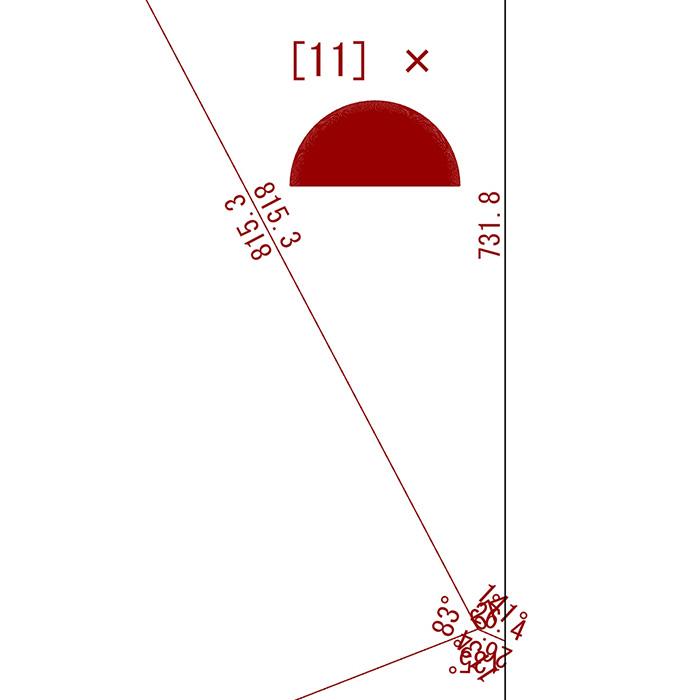 畳のエッジ長さの制限