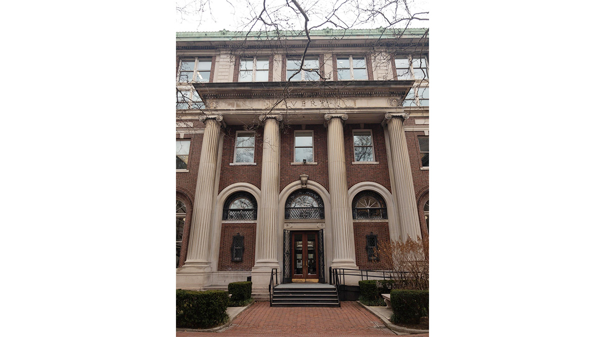 コロンビア大学 建築学科の写真