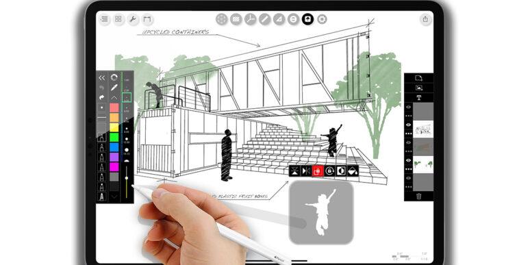 Morpholio LLC 長谷川徹氏に聞く、NYの建築家としてiPadアプリ開発を続ける理由 第2回 ミーティングのお供に!「Morpholio Trace」~手で描くインターフェースへのこだわり~
